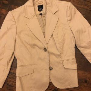 Esprit khaki casual blazer
